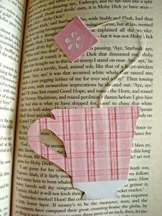 Adorable Tea Cup Bookmarks