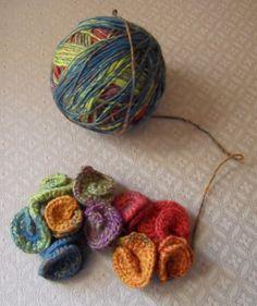 Crochet Sculpture in Progress