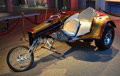 Scotty Moore - Elvis Presley's 1975 Super Cycle Stallion VW Trike