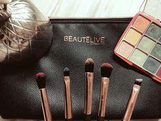 Pinceaux à maquillage Midnight Show de Beautélive - Gouiran Créative