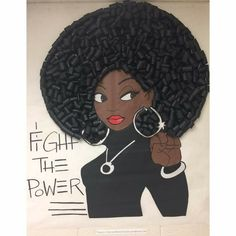 Black history History Bulletin Boards, History Classroom, Black Girl Art, Black Women Art, Black History Month Activities, Daycares, Black History Facts, Afro Art, My Black Is Beautiful