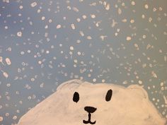Polar Bears in Snow - Fairy Dust Teaching