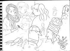 Cuaderno de bocetos 0