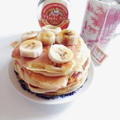 Emma Brd: Pancakes super moelleux