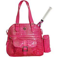 cute tennis bag!