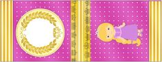 Mini Talento Princesa Loira. Princess Rapunzel, Mini, Frame, Decor, Party Kit, Kids Part, Princess, Picture Frame, Decoration