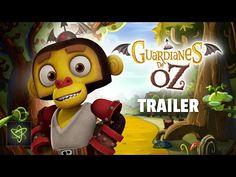 Guardianes De Oz - Trailer OFICIAL (2015) - YouTube