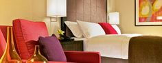 Select Loews Atlanta Hotel for your stay in Midtown and enjoy on-site spa, restaurant, and luxury accommodations at a top-rated hotel in Atlanta, GA. Luxury Accommodation, Luxury Hotels, Hotels And Resorts, Best Hotels, Atlanta Hotels, Floor Chair, Times, Bed, Travel