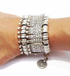 Turka Bohemian Bracelet/Anklet - Boho Jewellery