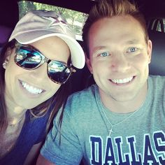 Melissa Rycroft Strickland and Tye Strickland