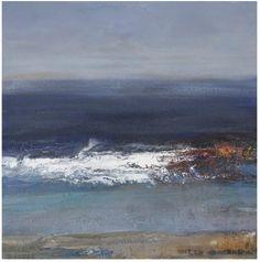 Kurt Jackson Recent Work Kurt Jackson, Landscape Art, Landscape Paintings, Landscapes, St Just, Historia Natural, Sea Art, Coastal Art, Seascape Paintings