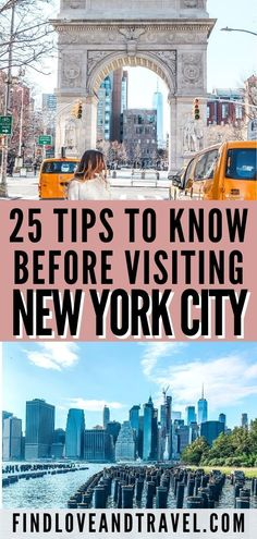 NYC Travel Tips You Need to Know!