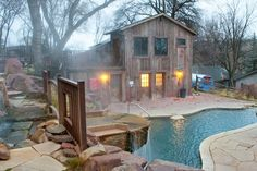 Thought and Sight Travel Blog: Avalanche Ranch Hot Springs in Carbondale, CO. #colorado #thoughtandsight
