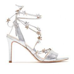 Loeffler Randall | Arielle Ankle Wrap Sandal - Pump | Loeffler Randall