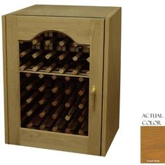 Vinotemp Vino-114prov-io 80 Bottle Provincial Series Wine Cellar - Glass Doors / Iced Oak Cabinet by Vinotemp. $2599.00. Vinotemp VINO-114PROV-IO 80 Bottle Provincial Series Wine Cellar - Glass Doors / Iced Oak Cabinet. VINO-114PROV-IO. Wine Cellars. Handcrafted with an attractive white oak exterior, the 114-model Provincial Wine Cellar features a stunning oval beveled glass window set in a furniture trim door. This wood Wine Cellar stores up to 80 bottles of wine. Equi...