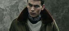 6 Ways To Wear Autumn/Winter 2015�s Big Colour Trend: Military Green - http://www.fashionbeans.com/2015/6-ways-to-wear-military-green/