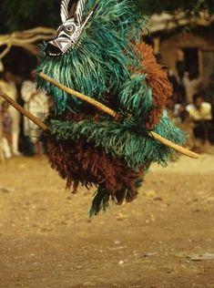 Máscaras. Burkina Faso | TECTÓNICAblog