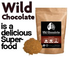 I add this raw chocolate to everything...smoothies, yogurt, oatmeal and chia puddings...great flavor!!