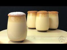 ¿Se volvera tu receta favorita? Descubre este Flan Japones con Castella - YouTube Pie Recipes, Sweet Recipes, Cookie Recipes, Pudding Ingredients, Cake Ingredients, Delicious Desserts, Yummy Food, Breakfast Bagel, Pudding Cake