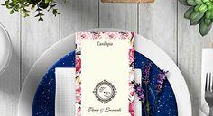 #menu #cardapio #monograma #brasao #floral #spazioconvites #wedding #convites #fazer #DIY #façavocemesmo #wedding #top #convitedossonhos #noiva #Casar http://spazioconvites.com.br/