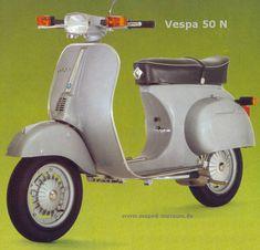 Vespa 50 N