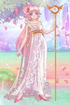 Nameless Queen by Lunakir ~ Anime Dress Up