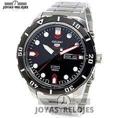Maravilloso ⬆️✅ Seiko 5 SPORTS SRP673J1 ⬆️✅ , Modelo perteneciente a la Colección de RELOJES SEIKO ➡️ PRECIO  € Disponible en  https://www.joyasyrelojesonline.es/producto/seiko-de-los-hombres-5-sports-automatica-analogico-dress-automatica-reloj-srp673j1/  ¡¡Edición limitada!! #Relojes #RelojesSeiko #Seiko Compralo en https://www.joyasyrelojesonline.es/producto/seiko-de-los-hombres-5-sports-automatica-analogico-dress-automatica-reloj-srp673j1/