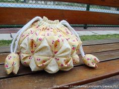 See how this cute bag is made
