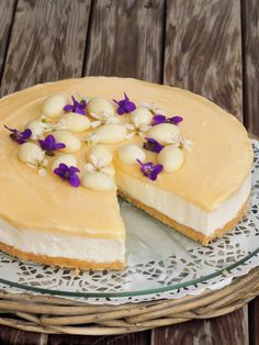 Live to Bake: Citrónový mascarpone koláč Tiramisu Cheesecake, Cheesecake Recipes, Czech Recipes, Ethnic Recipes, Luxury Food, Cheesecakes, Cupcake Cakes, Cupcakes, Caramel