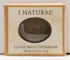 I Natural Classic Matte Eyeshadow  Truly Taupe >>> Be sure to check out this awesome product.