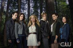 The Secret Circle cast