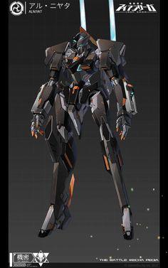 Robot Concept Art, Concept Weapons, Armor Concept, Robot Art, Big Robots, Cool Robots, Warframe Art, Futuristic Robot, Mecha Suit