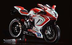 Download wallpapers MV Agusta F3 800 RC, 2018, presentation, superbike, sports motorcycles, MV Agusta