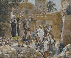 James Tissot - Les deux aveugles à Jericho
