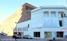 The Past and Present of BRIC House, Brooklyn's New Cultural Town Square | Brooklyn Based  BRIC is a non-profit arts and media cultural organization. BRIC's brand-new 40,000-sq-ft cultural complex opens October 3, 2013. Opposite my house.