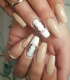"""55 Likes, 2 Comments - Beauty and the Brush SA (@beautyandthebrush_sa) on Instagram: """"#antlers #art for my favourite human @chrissylittle86  #handpainted #nailart #nudenails…"""""""