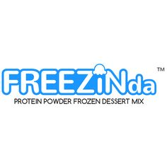 What are your thoughts on our name and logo? We'd love to hear your feedback!  Visit https://www.freezinda.com to learn more!  #proteinpowder #protein #icecream #dessert #recipe #whey #freezinda