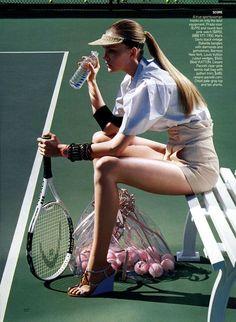 Image inspiration - Tennis court #Arts Design