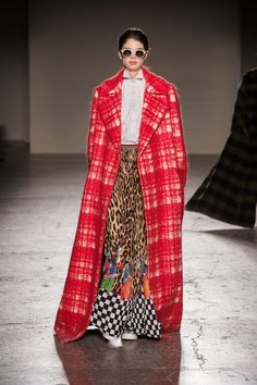 #StellaJean FW 2015-2016 | Look 30 at Milan Fashion Week with ITC Ethical Fashion Initiative and Camera Nazionale della Moda Italiana #EthicalFashionInitiative #ChangeFashion #Metissage #FW15 #Himalaya