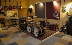 Have a Music Studio like this
