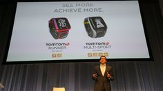 TomTom: we're not entering the smartwatch war | Despite having just unveiled its GPS Multi-Sport watch, TomTom says it's not going for a bite of the smart watch apple. Buying advice from the leading technology site
