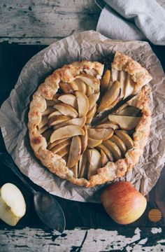 apple galette - will