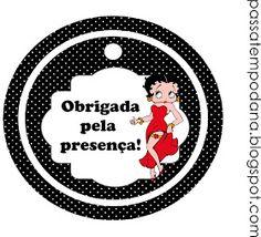 Betty Boop Birthday, Betty Boop Cartoon, Betta, Teen, Symbols, Letters, Kit, Party, Leaf Patterns