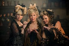 Disney's 'Into the Woods' drops 10 new production photos with Christine Baranski as Cinderella's Stepmother