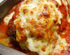 Parmesan Meatloaf - CreativeMeInspiredYou.com