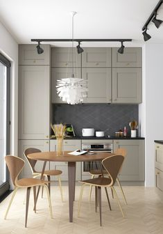 Scandi kitchen. Small kitchen ideas. Door fronts, plinths and side panels for Ikea metod and faktum kitchen units by Noremax. Bespoke kitchen on a budget. Budget kitchen update ideas.