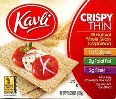 Kavli Crispy Thin Crispbread