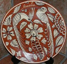 Fantasia Style Pottery of Tlaquepaque & Tonala