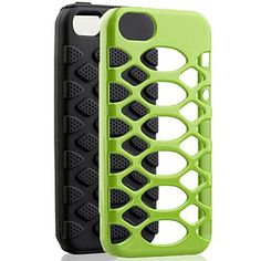 HyperGear #Sci-Fi Protective Case for #iPhone 5 - Lime/Black $19.99 From #DayDeal