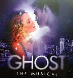 Entr'acte Jac: Ghost the Musical on Tour - Wales Millennium Centre - Saturday 20th April 7.30pm